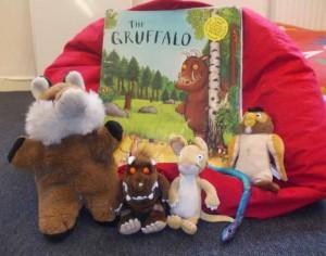 Gruffalo - Treehouse